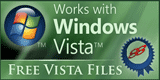 Works with Vista certificate on FreeVistaFiles.com