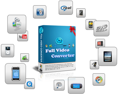 Full Video Converter Free Pro-A smart video convrter